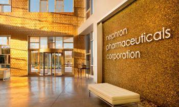 Nephron's main entrance and lobby